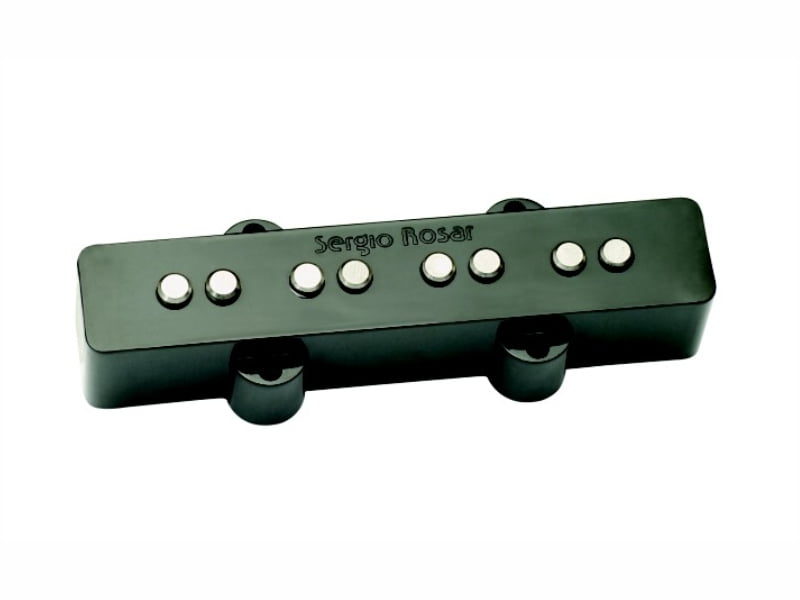Captador para Contrabaixo Sergio Rosar Jazz Bass Hot Bridge