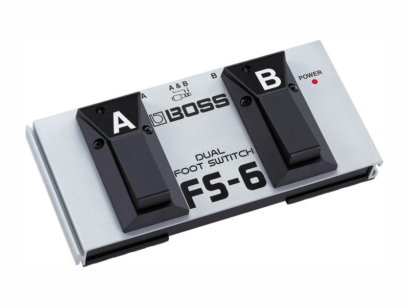 Pedal para Guitarra Boss Footswitch FS-6