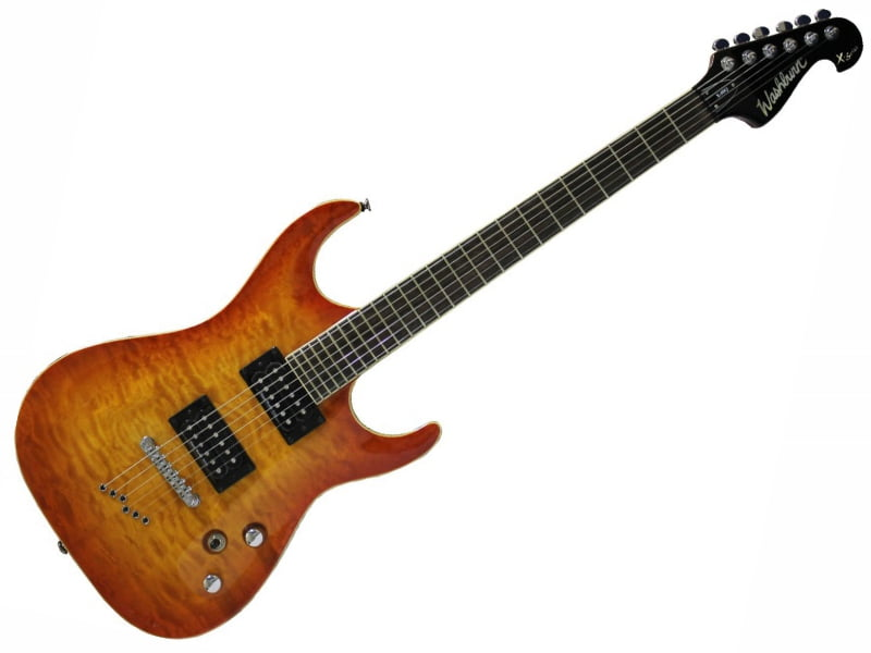 Guitarra Washburn X Series X-50Q