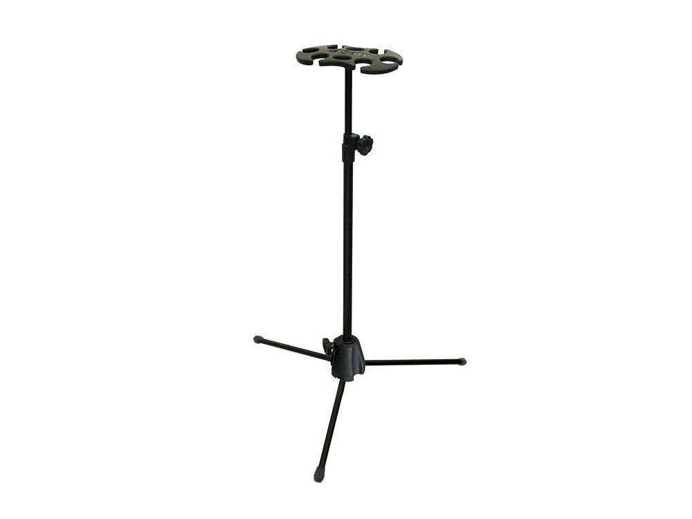 Suporte de descanso p/ 8 Microfones Saty PM-08