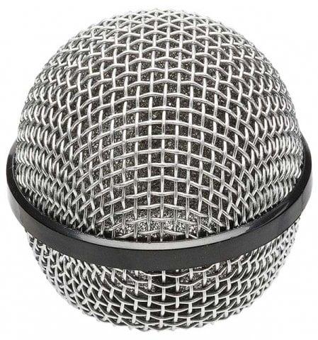 Globo para Microfone MXT Plástico A50mm 30mm de rosca 54.2.1