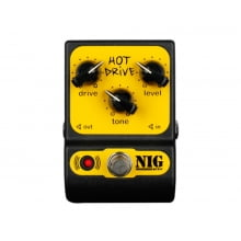 Pedal Overdrive p/ Guitarra Nig Hot Drive PHD