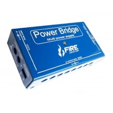 Fonte 9v para 10 pedais Fire Power Bridge