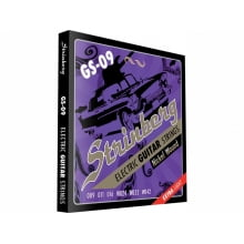 Encordoamento para Guitarra .009 Strinberg Extra Light GS-09
