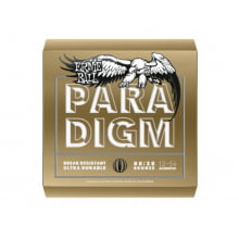 Encoradoamento para Violão .012 Ernie Ball PARADIGM Bronze Medium Light Ref. 2086