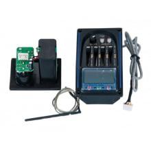 Kit para Violão Equalizador 4 Bandas com Afinador PHX EQ/AF