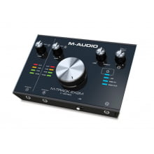 Interface de Áudio USB M-ÁUDIO M-track 2x2M