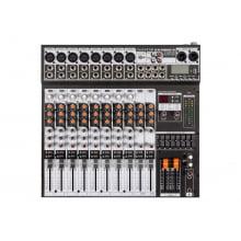 Mixer 12 canais Soundcraft SX1202FX USB