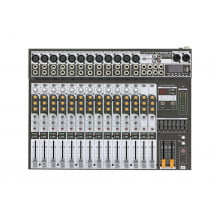 Mixer 16 canais Soundcraft SX1602FX USB