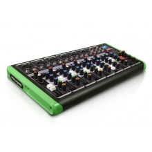 Mixer Analógico 8 canais Com Mp3 Bluetooth Pro Bass PM-1224 USB BT