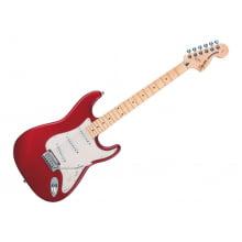 GUITARRA FENDER SQUIER STANDARD STRATOCASTER - 509 CANDY APPLE RED Ref. 032 1602