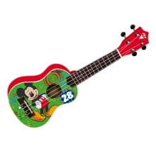 Ukulele Soprano PHX Disney Mickey Red UKP-MK2
